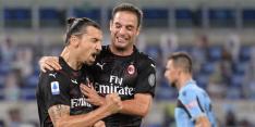 AC Milan laat Juve lachen na dreun ten koste van Lazio