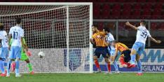 Nederlaag bij laagvlieger maakt einde aan droom Lazio