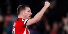 'Ajax-doelwit Højbjerg lijkt in Engeland te willen blijven'