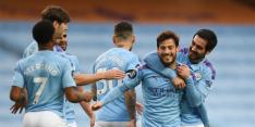 Man City overtuigt, nederlaag Wolves gunstig voor Man United