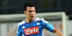 Lozano haalt zijn gram en is goud waard voor Napoli