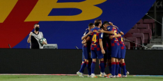 Flets FC Barcelona wint na rood Fati en velt vonnis over Espanyol