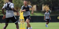 'SC Heerenveen voert gesprek met Siem de Jong'
