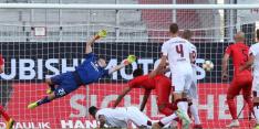 FC Nürnberg voorkomt tweede degradatie op rij in blessuretijd
