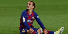 'Griezmann wilde Barça verlaten, ruil met Joao Felix afgewezen'
