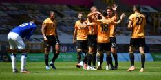 Wolverhampton herstelt zich met gemakkelijke zege op Everton