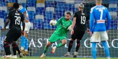 AC Milan knokt zich na foutjes Donnarumma naar remise