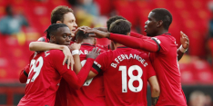 United profiteert amper van verlies Chelsea en Leicester