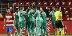 Real Madrid kan champagne bijna ontkurken na zege