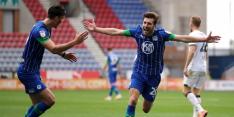 Horroravond De Wijs eindigt in 8-0 verlies bij Wigan