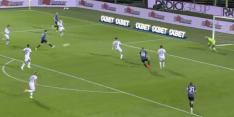 Video: De Roon puntert Atalanta heerlijk op voorsprong