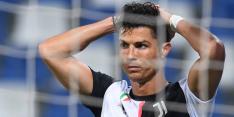 Ineenstorting na rust kost Juve punten bij Sassuolo