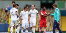 Leeds United nog één punt verwijderd van promotie