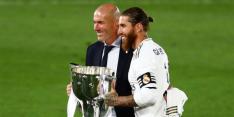 Titel maakt Zidane gelukkiger dan Champions League