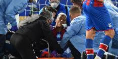 Vrees bevestigd: Van Aanholt ontkomt niet aan operatie schouder
