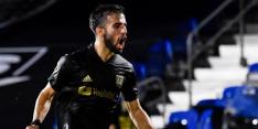 Los Angeles kleineert Galaxy in derby, Vermeer bankzitter