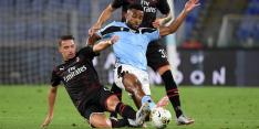 Basisdebuut Anderson bij Lazio, ook De Ligt fit genoeg