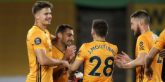 Thuiszege brengt Wolves op drempel van Europa League