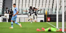 Ronaldo schiet tam Juventus naar zeker lijkende titel