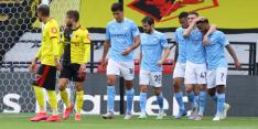 Geen schokeffect bij Watford: wederom pak slaag van Man City