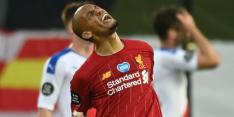 Inbrekers slaan tijdens kampioensfeest Liverpool toe bij Fabinho
