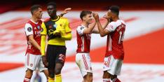 Degradatie Bournemouth en Watford na remise Aston Villa