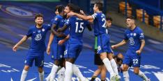 Chelsea en United houden Leicester alsnog uit Champions League