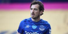 Everton-back Baines zet punt achter loopbaan (35)