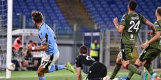 Immobile bezorgt SS Lazio zege met drie goals en breekt records