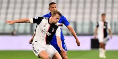 De Ligt en Dybala ontbreken in selectie van Juventus
