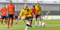 NAC Breda en TOP Oss moeizaam langs amateurs in oefenpotjes