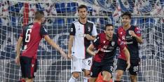 Juventus zonder De Ligt pijnlijk onderuit, zege Roma
