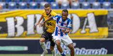Ejuke skipt trainingskamp Heerenveen, transfer nadert