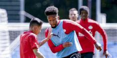 """PSV-talent Gloster: """"Nu moet ik zorgen dat ik erbij blijf"""""""
