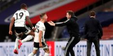 Bryan schiet Fulham na één jaar terug Premier League in
