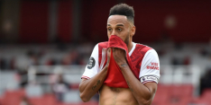 Arsenal nadert akkoord met Aubameyang over contractverlenging