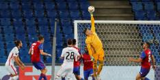 Basel wint bij rentree Van Wolfswinkel, Wolves ook door