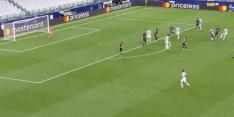 Video: Cristiano Ronaldo houdt Juve met wereldgoal in leven