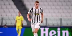 Pirlo verwacht De Ligt volgende week terug bij Juventus