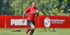 Malen en Obispo nog niet bij duel PSV, blessure Peña valt mee