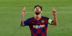 Messi en Mbappé fit genoeg voor minuten in kwartfinales