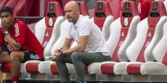 Ajax mag blijven hopen op Pot 2 door doelpunten De Jong
