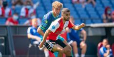 Feyenoord laat ook Azarkan rijpen in de Eerste Divisie