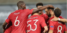 Penalty Fernandes voorkomt blamage sterker United