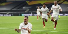 De Jong halvefinalist, goal Van Wolfswinkel helpt Nederland niet