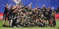 Portland Timbers grijpt eindzege in uniek MLS is Back toernooi