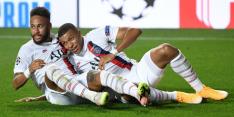 Problemen voor PSG: na Neymar en Icardi ook Mbappé afwezig