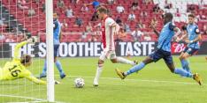 'Vertrek Tagliafico bij Ajax toch nog optie; Man City aast'