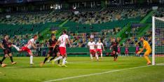 Leipzig via vechtmachine van Simeone naar halve eindstrijd