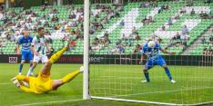 Dubbelslag Ghoochannejhad bezorgt Groningen nederlaag